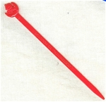 Continental Houston Airlines Swizzle Stick