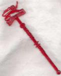 Golden Room Seattle Swizzle Stick