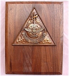 Navy Asw Patrol Wings Pacific Wood Plaque