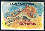 I Can Read About The Octopus - Schultz
