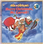 Merry Christmas, Mr. Carroll - Alvin And The Chipmunks