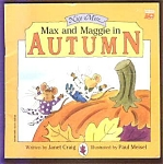 Max And Maggie In Autumn
