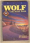 Wolf Cub Scout Book - 1992