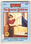 Benny Uncovers A Mystery - Boxcar Children