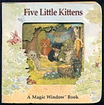 Five Little Kittens - Magic Window - Cat Cats Kitten