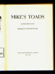 Mike's Toads