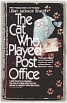 The Cat Who Played Post Office Braun - Copy 2