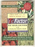 T-factor Fat Gram Counter