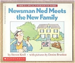 Newsman Ned Meets The New Family