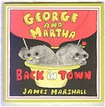 George And Martha - Back In Town