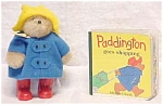 Board Book - Paddington Goes Shopping And Toy