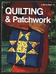 Quilting & Patchwork - A Sunset Book