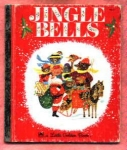 Jingle Bells - Little Golden Book
