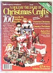 A Holiday Treasury Of Christmas Crafts
