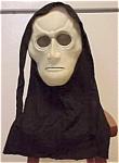 Skull Mask And Hood