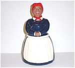 The Real Aunt Jemima Cookie Jar