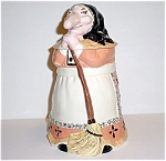 Baba Yaga Classic Kitchen Witch Cookie Jar