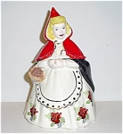 Very Unique Little Red Riding Hood Cookie Jar