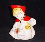 Original Poppy Hull Red Riding Hood Tab Cream Pitcher
