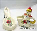 Hull Poppy Red Riding Hood Accessory Spoon Rest