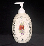Hull Poppy Red Riding Hood Acc Lotion / Soap Dispenser