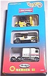 1996 Little Debbie Snacks Hot Wheels Mckee Series Ii Truck Set Premium
