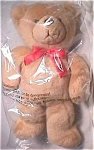 Gund Plush Teddy Bear, Lipton Tea Mail-away Premium