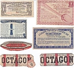 Lot Of Over 50 1940s Wartime Advertising Product Premium Coupons