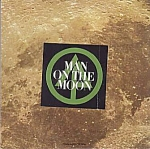 "Walter Cronkite, Man On The Moon, 7"" 33 1/3rpm Record W/ Pic Sleeve, 1960s"