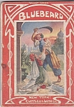 Early Bluebeard Children's Book Litho By Cupples And Leon Twilight Series