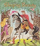 Walt Disney's Sleeping Beauty, Tell-a-tale Book, 1959, Whitman