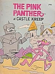 The Pink Panther At Castle Kreep, Big Little Book, 1980, Whitman