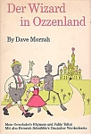 Der Wizard In Ozzenland By Dave Morrah, 1962, Hardcover W/dj, Wizard Of Oz