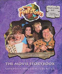 The Flintstones, The Movie Storybook, 1993, John Goodman, Rosie O'donnell