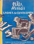 Peter Arno's Ladies & Gentlemen Book, 1951, Cartoonist