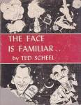 The Face Is Familiar... By Ted Sheel, Book With Dust Jacket, Einstein, Dali