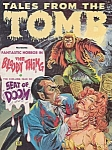 May 1973 Tales From The Tomb Comic Book , Vol. 5., No. 3, Eerie, Horror