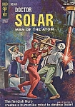Doctor Solar Man Of The Atom, Gold Key Comic Book, No. 6, Nov. 1963