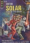 Doctor Solar Man Of The Atom, Gold Key Comic Book, No. 6, Nov. 1963
