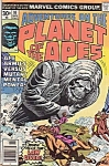Adventures On The Planet Of The Apes, #10 Comic , 1976 Marvel Comics, Stan Lee