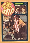Welcome Back Kotter, Comic Book, 1977, Golden All Star Book, John Travolta
