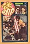 Welcome Back Kotter, Comic Book, 1977, Golden All Star Book, John Travolta