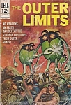 The Outer Limits, #17, Dell Comic Book, 1968