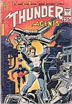 Thunder Agents, #1, Tower Comic Book, 1965