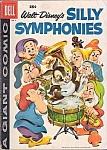 Walt Disney's Silly Symphonies, Dell Comic Book, No. 8, 1958