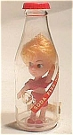 1967 Soda Fizz Kid Doll In Bottle - Miniature, Like Liddle Kiddles