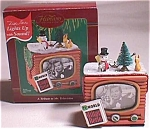 2003 Milton Berle Ornament With Lights & Sound By Carlton Cards