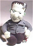 Ltd. Ed. Frankenstein Bean Toy W/rare Embroidered Logo Universal Monster