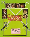 1978 Crossed Swords Official Movie Program, Raquel Welch, Charlton Heston