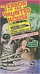 Terror In The Haunted House, Vhs Video, 1982